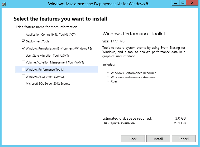 How to install SCVMM / Virtual Machine Manager on Windows 2012 R2