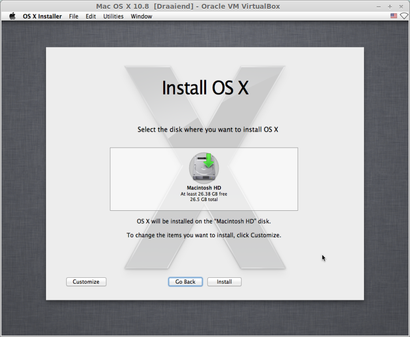 Virtualize Mac OS X in Oracle VirtualBox for Linux - Techswag