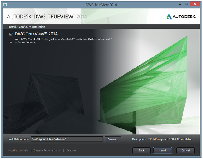 Sequence Autodesk DWG TrueView 2014 - Techswag